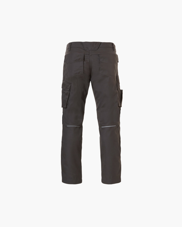 Trousers Workerline CORDURA Black/Grey