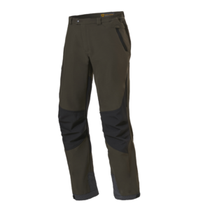 Trousers Softshell Stretch Winter Men